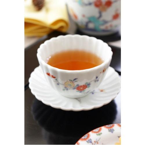 【有田焼】錦菊絵小鉢・小皿セット