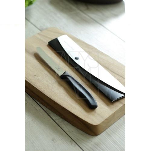 テーブルナイフ ケース付(Bk/Rd)