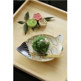 【有田焼】亀 銘々皿5つセット