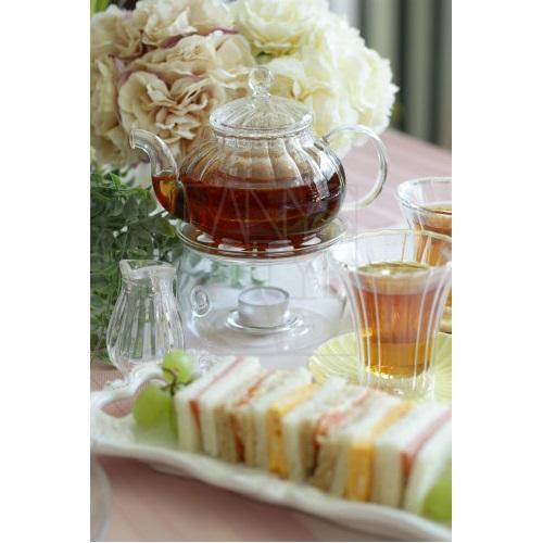 耐熱ガラス ティーポット550ml