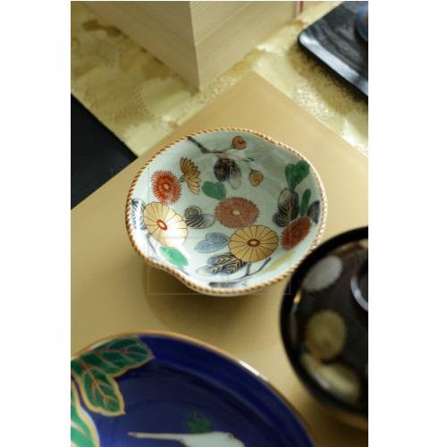 【有田焼】古伊万里柄小鉢