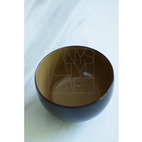 【40%OFF】手塗うるし汁椀 /溜4個セット