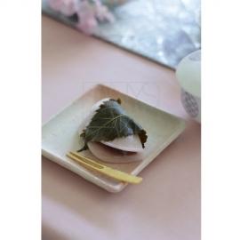 【美濃焼40%OFF】かすみ桜 銘々皿