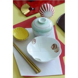 【有田焼】錦手毬 小鉢皿