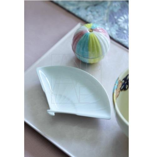 【美濃焼】扇子小皿