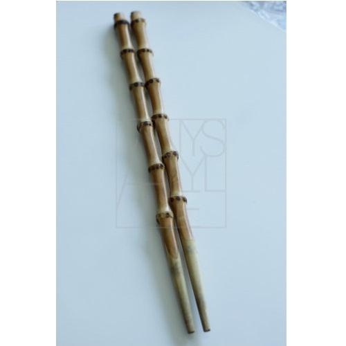 竹節取箸27cm