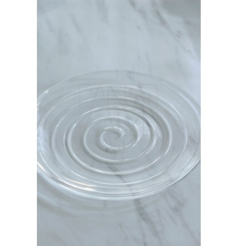 ガラスプレートDO26cm