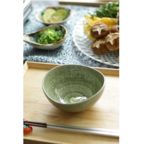 【美濃焼】小鉢/緑釉