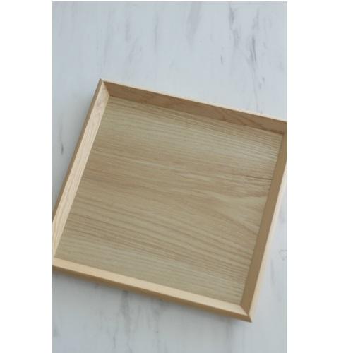 木製スクエアトレー