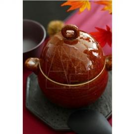 【美濃焼】たまご型土鍋