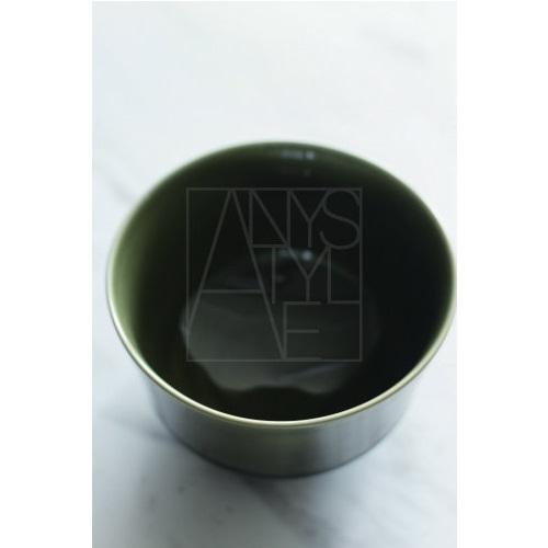【美濃焼】高台マルチ茶碗/銀茶