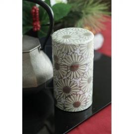 茶缶/FLOWER