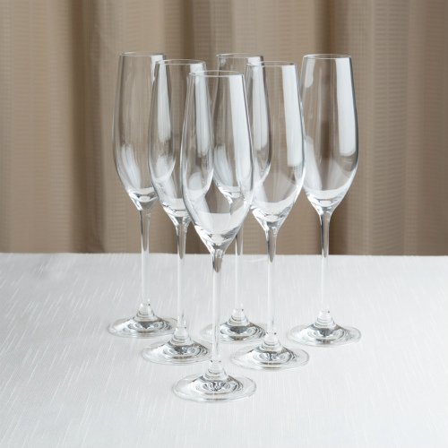 シャンパングラス6客セット