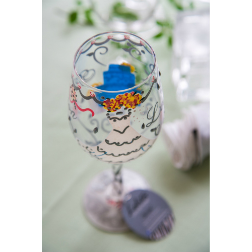 【30%OFF】Lolita Bride Wine Glass