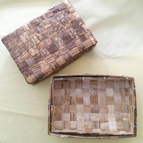 弁当箱/竹皮