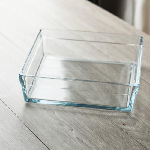 【30%OFF】耐熱ガラススクエアベーカー