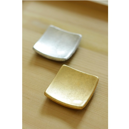 金箔お箸置き【金/銀】