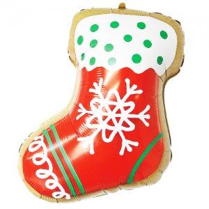 【バルーン】ストッキング クッキー