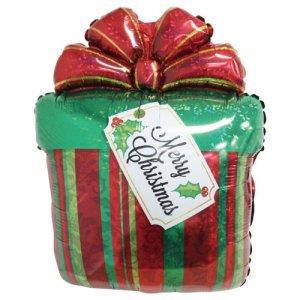 【バルーン】クリスマスプレゼント