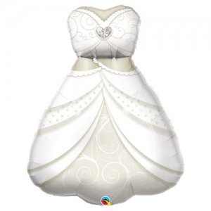 【バルーン】ブライズウェディングドレス