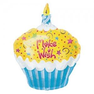 【バルーン】メイクアウィッシュカップケーキ