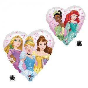 【バルーン】プリンセスドリームビッグハート