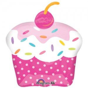 【バルーン】カップケーキパーティ