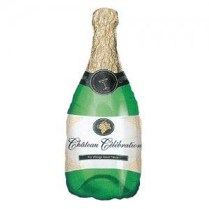 【バルーン】シャンパンボトル
