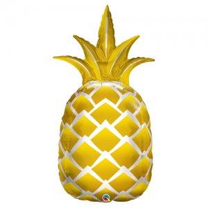 【バルーン】ゴールデンパイナップル
