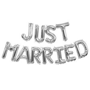 【バルーン】ジャスト マリッド キット