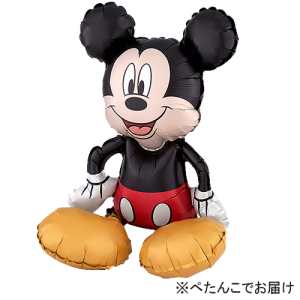【バルーン】シッティングミッキーマウス