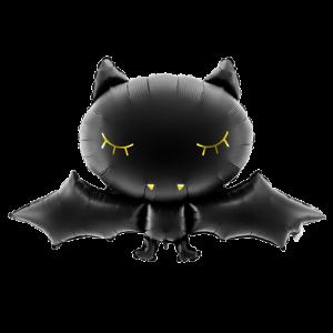 【バルーン】ハロウィン アイラッシュ バット
