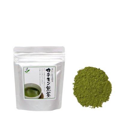 深蒸し粉末緑茶 カテキン煎茶 30g入