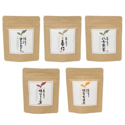 日本茶お試しセット 送料込み1,500円(税込) レターパック