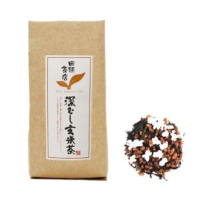 深むし玄米茶150g(茶葉)