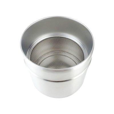 抹茶 ふるい缶