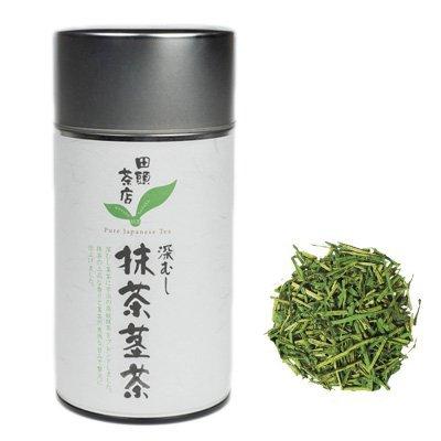 抹茶茎茶 150g(茶葉缶入り)