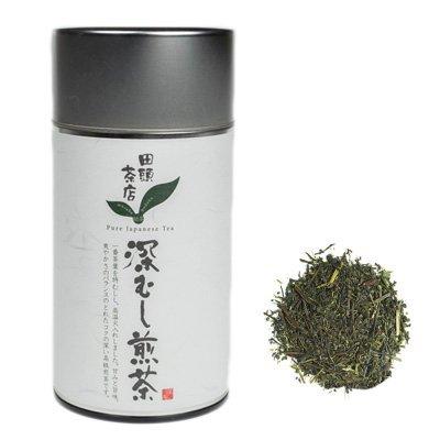 深むし煎茶 150g(茶葉缶入り)