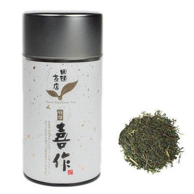 特選 喜作 200g(茶葉缶入り)