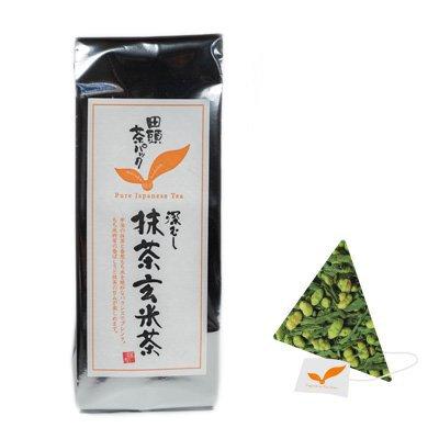 抹茶玄米茶ティーバッグ 3g×50p