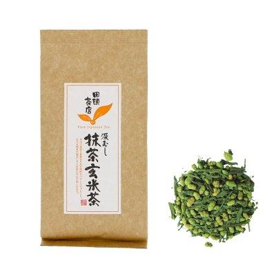 抹茶玄米茶 150g(茶葉)