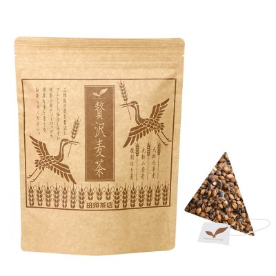 贅沢麦茶 10g×15p(ティーバッグ)
