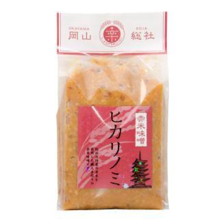 赤米味噌 ヒカリノミ