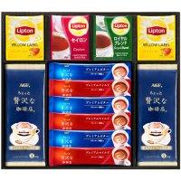 コーヒー ギフト 詰め合わせ AGF リプトン コーヒー&紅茶 セット 食品 BD-25S (24)<img class='new_mark_img2' src='https://img.shop-pro.jp/img/new/icons30.gif' style='border:none;display:inline;margin:0px;padding:0px;width:auto;' />