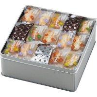 おかき 缶 個包装 ギフト お菓子 セット 詰め合わせ 天然水おかき まろやかさん 180g TM-20 (8)