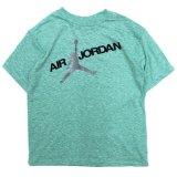 【JORDAN】斜めロゴ Tシャツ (110-116cm) HGN