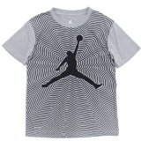 <img class='new_mark_img1' src='//img.shop-pro.jp/img/new/icons20.gif' style='border:none;display:inline;margin:0px;padding:0px;width:auto;' />30%OFF【JORDAN】DRI-FIT ウェービー柄 Tシャツ (104-116cm) GY