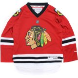 【Reebok】Chicago Blackhawks ホッケーシャツ  (140-160cm) RD