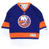 【Reebok】NEW YORK ISLANDERS  ホッケーシャツ  (100-130cm) BL/OG
