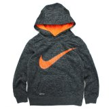 <img class='new_mark_img1' src='//img.shop-pro.jp/img/new/icons24.gif' style='border:none;display:inline;margin:0px;padding:0px;width:auto;' />30%OFF【NIKE】BIGスウッシュ パーカー (95-110cm) GY/OR